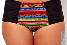 Bikinis I love... High waisted