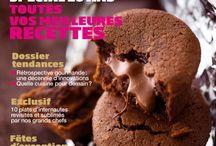 - Marmiton Magazine - / Marmiton Magazine, votre inspiration cuisine  #inspiration #gourmandise #magazine #food #cuisine  / by Marmiton