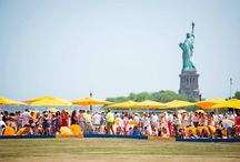 Veuve Clicquot Eighth Annual Polo Classic / Veuve Clicquot celebrated their Eighth Annual Polo Classic at Liberty State Park on May 30th. Polo-goers and champagne sippers kicked off summer in style... Veuve Clicquot style that is!