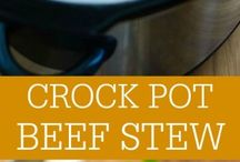 Crock pot meals / Delicious food