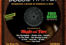 Marijuana events and concerts / by Hail Mary Jane