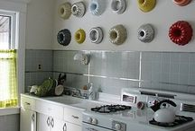 Home kitchen  / by Vintage Vixen