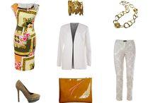 Bursztynowe stylizacje / Moda inspirowane bursztynem!