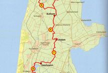 Netherlands cycling trip