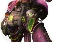 Warhammer 40K Art, Memes & Stuff