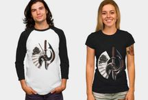 Clothes Prints / Different Clothes with Print #dailyprints #prints