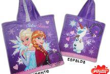 Ponchos de Toalla - Piñata! / Artículos Originales!