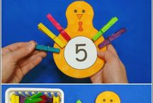 Toddler and preschool thanksgiving ideas