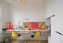 Work space / Furniture