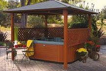 Hot Tub Decks
