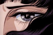 anime / manga aesthetic