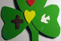 St. Patrick classroom ideas