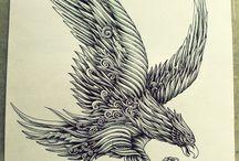 Eagle inspiration