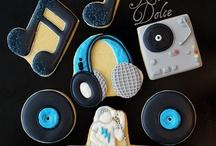 Music cookies / by Tazim Giga