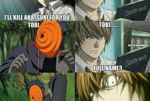 Anime jokes xD