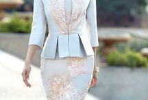 Vêtements de mariage