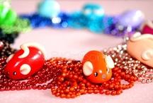Les BiGriBons / Mes petites créations: modelages, décos & accessoires planners, Happy mails etc... :)