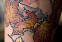 Tattoos / by Jynxx