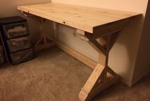 My woodworking projects