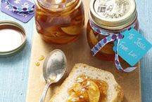 Preserving~~Jams/Jellies / by Valerie Oliver