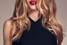 Blonde Braune