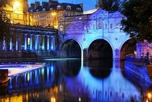 UK / Amazing country, fascinating places