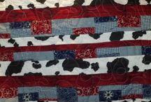 Cowboy blankets