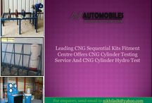 CNG cylinder hydro test service in Delhi / So what are you waiting for? Go and consult a reputed CNG cylinder hydro test service in Delhi, before it's too late. And for this no one is better than the A.V Automobiles Pvt. Ltd, because here you get the exact services what you pay for