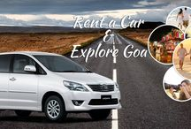 Goa Car Rental / Explore and Discover Goa with us …..Beaches , Temples, Wildlife Sanctuaries, Spice Gardens , Adventure trips