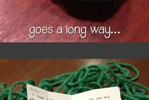 Clever invitations