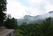 Western NC Scenic Drives / The most gorgeous Western North Carolina scenic drives!