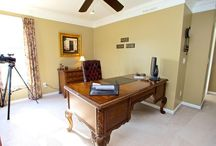 Traditional Office Design / Some classy traditional office designs that look stunning.