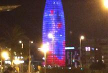 Barcelona / Aventos en Barcelona
