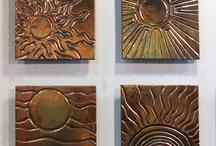 kerámiából textilterv