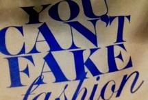 Fashion / by Courtney Allen