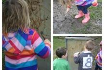 ECE Mud Play / by Jennifer Kable