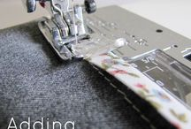 SEWING TIPS: HOW TO...