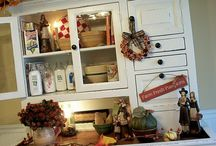 kitchen ideas / by Reina Moore