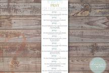 love and pray