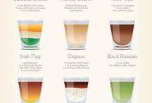 Drinks / by Jenn Rowse