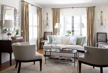 Inspiration / Curtains & Window Treatments