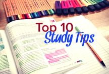 Study Tips! / by Hannibal-LaGrange University