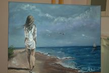 Paintings by Valentina