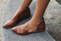 For footwear