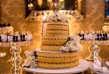 Casamento - Mesa de doces / Mesa de doces de casamentos - Docinhos, forminhas, ideias, decoração, bolo.