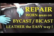 BYCAST LEATHER REPAIR KIT