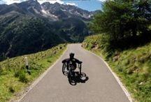 Alpenreisen per Rad