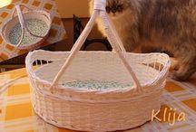pletení z papíru-výrobky