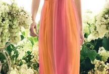 Parte dresses / by Tania Pelaez
