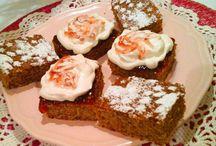 Gluténmentes receptek - sütemények